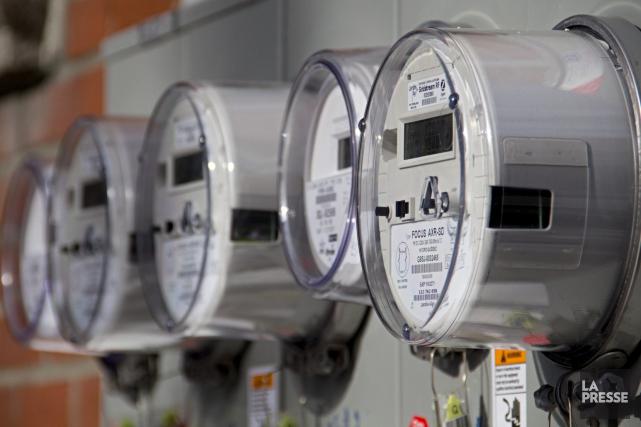 Hydro-Québec a avisé ses clients cette semaine qu'elle... (Archives La Presse)
