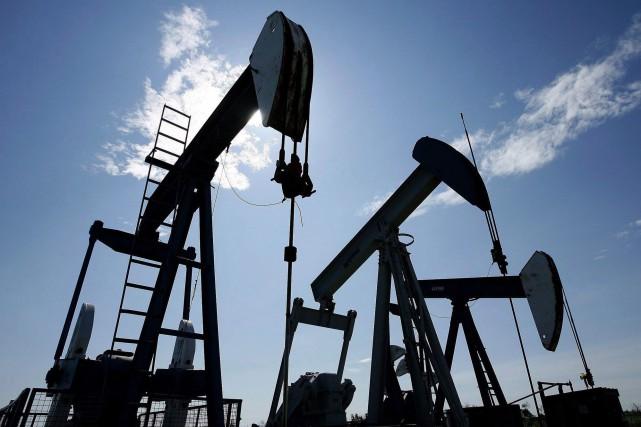 Le prix du baril de «light sweet crude»... (PHOTO ARCHIVES LA PRESSE CANADIENNE)