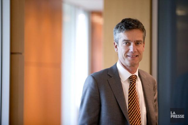 GuyLeBlanc, l'associé directeur de PwC à Montréal.... (PHOTO FRANCOIS ROY, LA PRESSE)