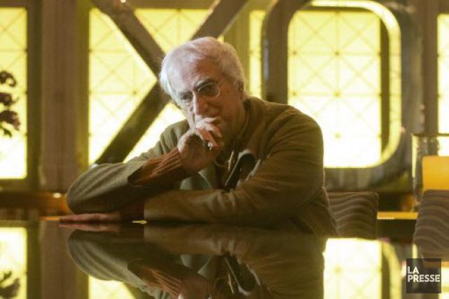 Bertrand Tavernier, âgé de 73 ans, est aussi... (PHOTO IVANOH DEMERS, archives La Presse)