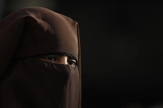 Le premier ministre Stephen Harper en remet sur son aversion pour les foulards... (Photo: Reuters)