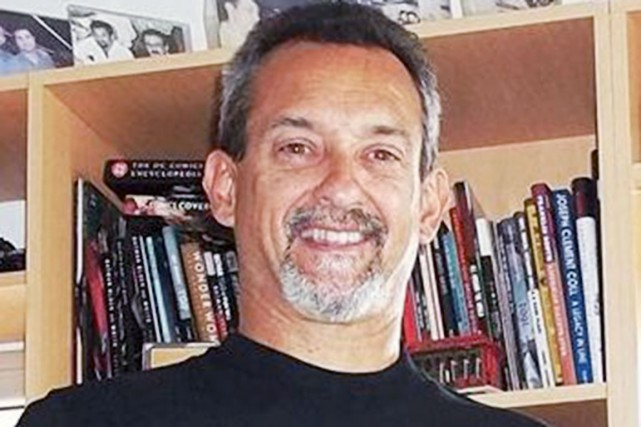 Eduardo Risso... (Photo Nicolas Risso via Wikimedia Commons)