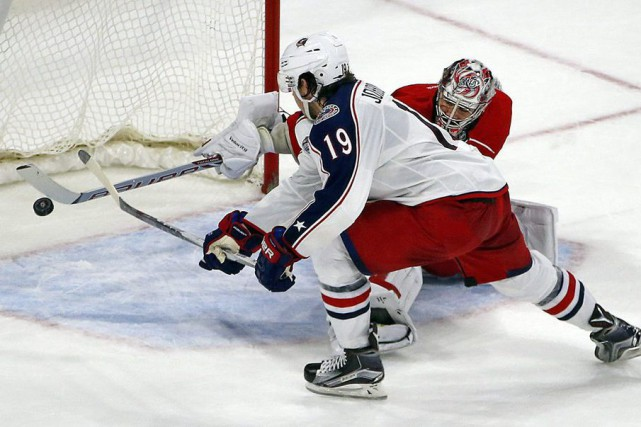 Ryan Johansen fut le seul à trouver le fond du filet en tirs de barrage, mardi... (Photo: AP)
