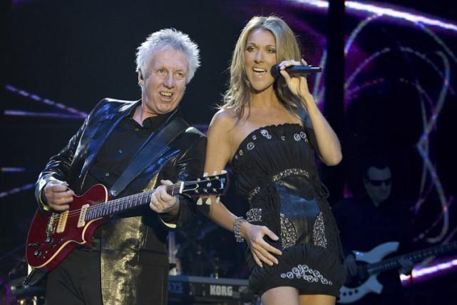 Directeur musical de Céline Dion depuis 1987, Claude... (PHOTO FOURNIE PAR PRODUCTIONS FEELING)