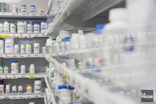Selon l'Ordre des pharmaciens du Québec, la décision... (Photothèque La Presse)