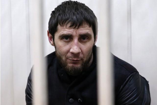 Zaour Dadaïev... (PHOTO TATYANA MAKEYEVA, ARCHIVES REUTERS)