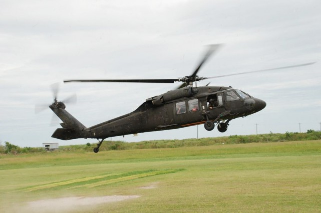 L'accident s'est produit lors d'un entraînement près de... (PHOTO ARCHIVES AFP)