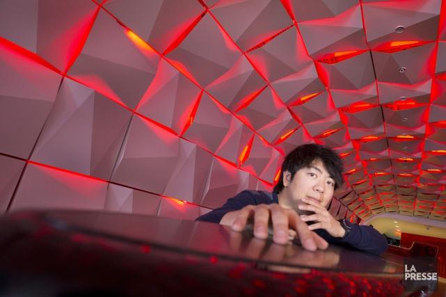 Le pianiste chinois Lang Lang se produira à... (PHOTO IVANOH DEMERS, LA PRESSE)