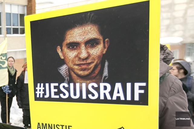 Dans son malheur, Raif Badawi peut au moins compter sur de nombreuses bonnes... (Archives La Tribune)