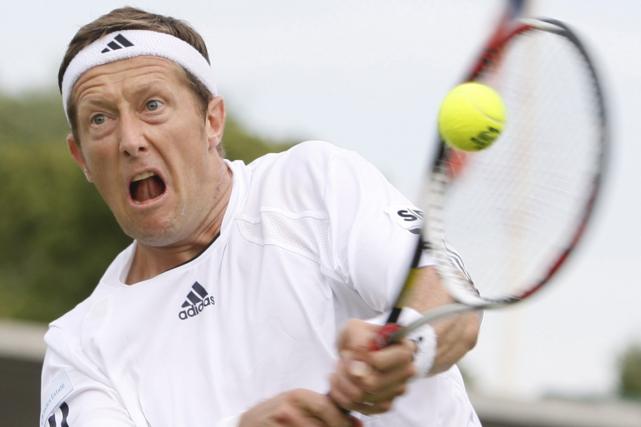 JonasBjörkman s'est retiré en 2008 après avoir remporté... (Photo Kirsty Wigglesworth, archives AP)