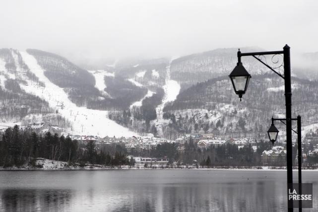 La station de ski Mont-Tremblant... (PHOTO ALAIN ROBERGE, ARCHIVES LA PRESSE)