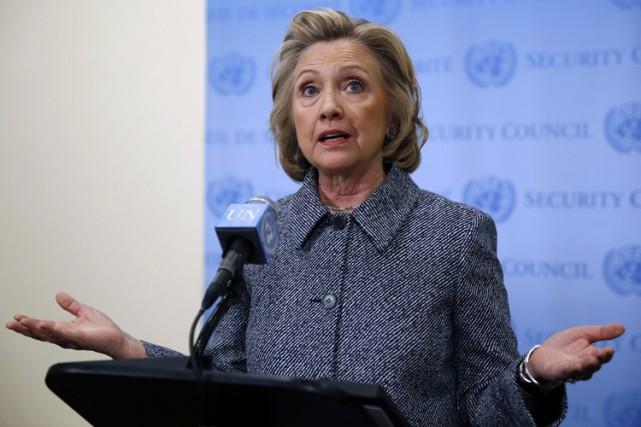 Les démocrates s'étonnent qu'une experte politique comme Hillary... (Photo: Reuters)