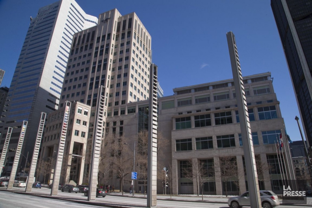 Le siège de l'OACI à Montréal.... (PHOTO ALAIN ROBERGE, ARCHIVES LA PRESSE)