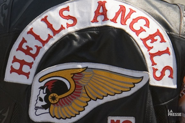 À peine libérés de prison, les membres de la section South des Hells Angels... (PHOTO ARCHIVES LA PRESSE)