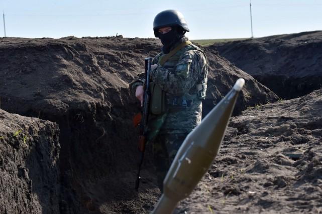 Les États-Unis ont musclé mercredi leur aide militaire à l'Ukraine et leurs... (Photo: AFP)