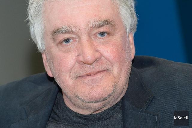 Le propriétaire et président d'EBR, Denis Blais... (Le Soleil, Jean-Marie Villeneuve)