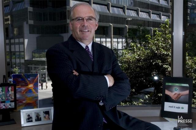 Le promoteur du réseau Prospector, Claude Duhamel, a... (Photo archives La Presse)