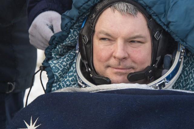 Alexander Samokutyaev... (PHOTO BILL INGALLS, ASSOCIATED PRESS)
