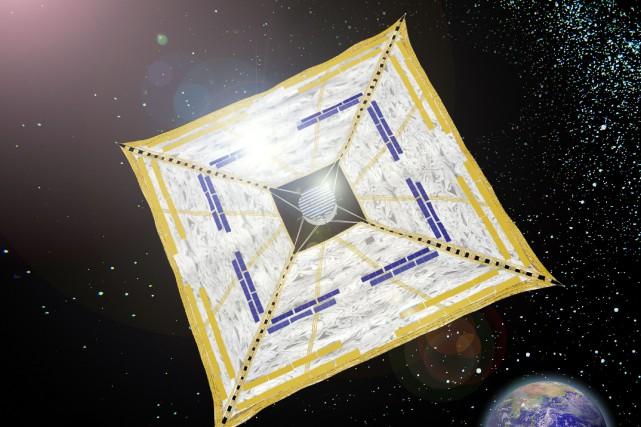 L'Agence japonaise d'exploration spatiale (JAXA) a annoncé jeudi avoir réussi... (PHOTO ARCHIVES AGENCE FRANCE-PRESSE)