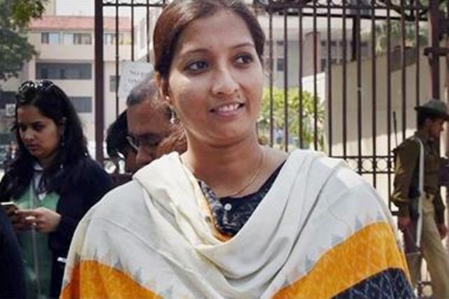 Priya Pillai devait s'envoler pour la capitale britannique... (PHOTO TIRÉE DE TWITTER)