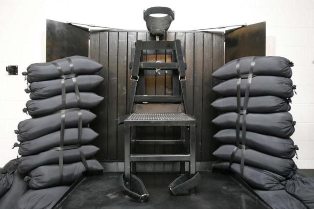 Depuis la réintroduction de la peine de mort... (PHOTO TRENT NELSON, ARCHIVES AP)