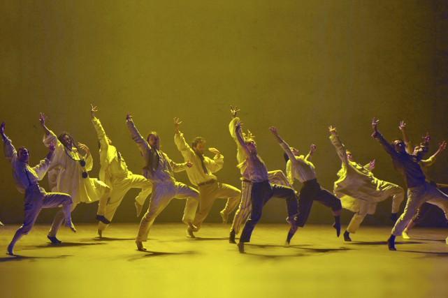 Dans le cadre de la 18e saison de... (Photo: fournie par Danse Danse)
