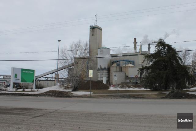 À Saguenay, Greenpeace mène une campagne qui fait... ((Archives Le Quotidien))