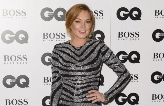 Lindsay Lohan... (Archives AP)