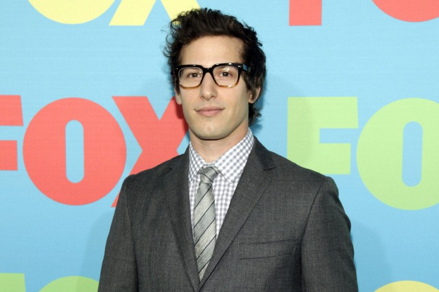 Andy Samberg est ex-membre de l'émission comique culte Saturday... (PHOTO ARCHIVES AP)