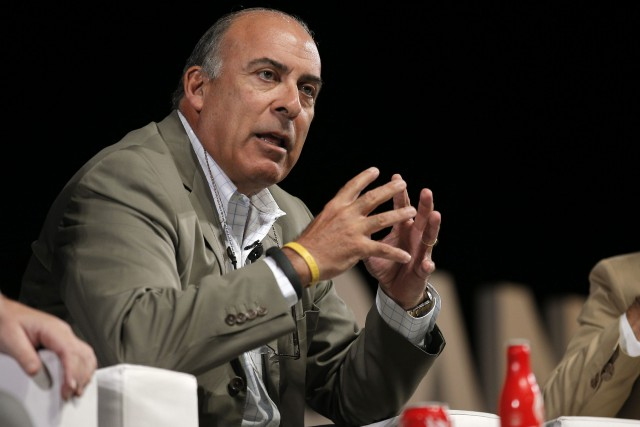 Le PDG de Coca-Cola, Muhtar Kent... (PHOTO ARCHIVES AP)