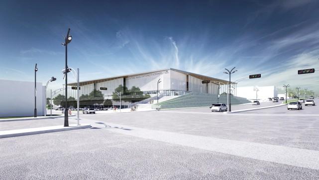 La survie même du projet de centre multifonctionnel au centre-ville de Gatineau... (Courtoisie)
