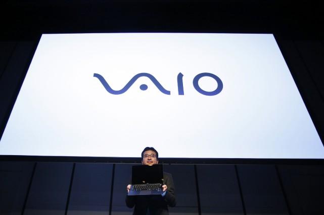 Takayuki Sekitori, président de Vaio... (Photo Yuya Shino, archives Reuters)