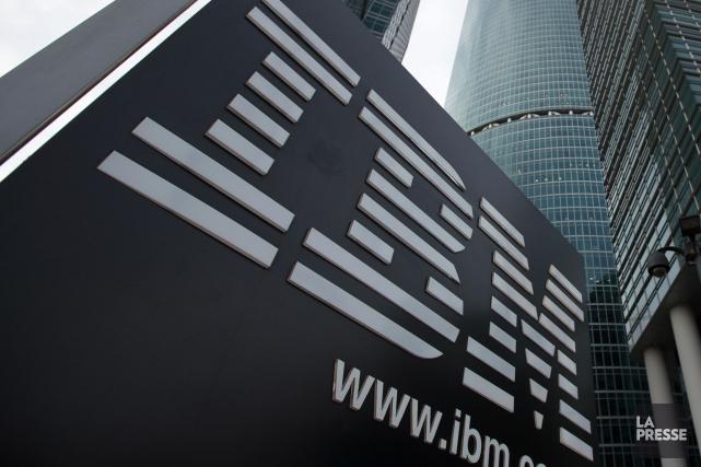 Le vice-président d'IBM Québec, Denis Desbiens, a annoncé l'ouverture d'un... (Archives La Presse)