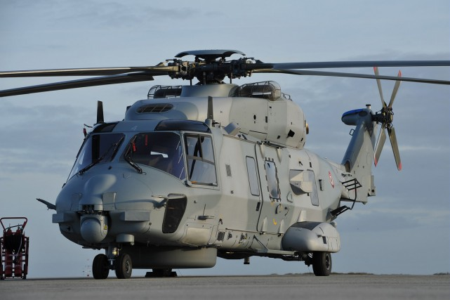 Le NH90 d'Airbus Helicopters... (PHOTO FOURNIE PAR AIRBUS HELICOPTERS)