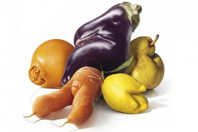 L'an dernier, l'idée de commercialiser les fruits et... (L'Intermarché)
