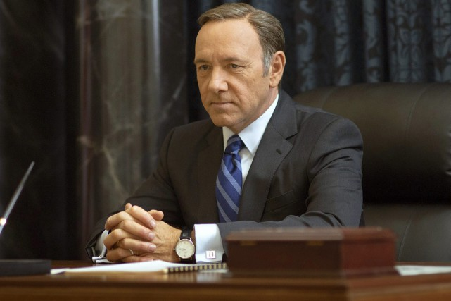 La série House of Cards n'est pas l'antidote... (Photo: fournie par Netflix)