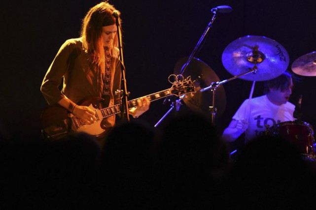 Juliana Hatfield... (Photo: AFP)