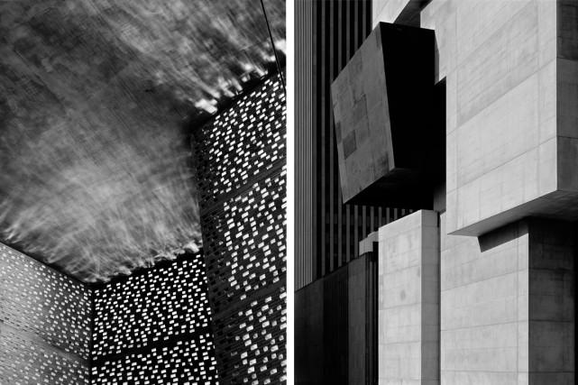 À gauche:Le Musée Koluma, à Cologne, en Allemagne,... (Photos fournies par Hélène Binet)