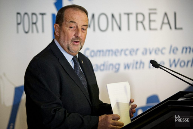 Denis Lebel.... (PHOTO PATRICK SANFAÇON, ARCHIVES LA PRESSE)