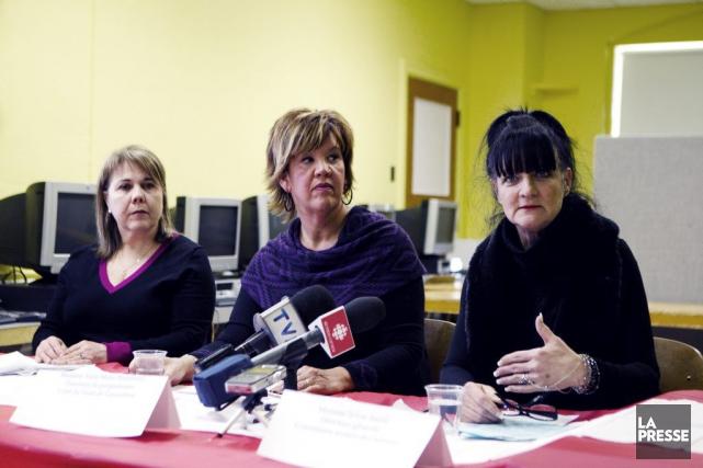 La Direction de la santé publiquedans Lanaudière a... (PHOTO OLIVIER JEAN, LA PRESSE)
