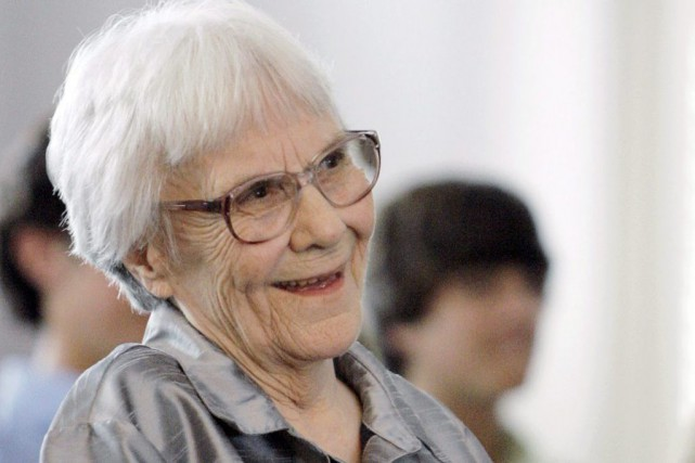 Harper Lee en 2007.... (Photo: archives AP)