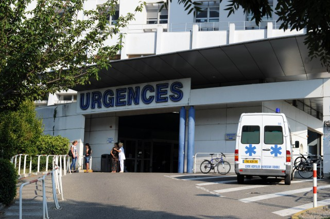 L'Organisation mondiale de la santé classe la France... (Photo Philippe Merle, archives Agence France-Presse)