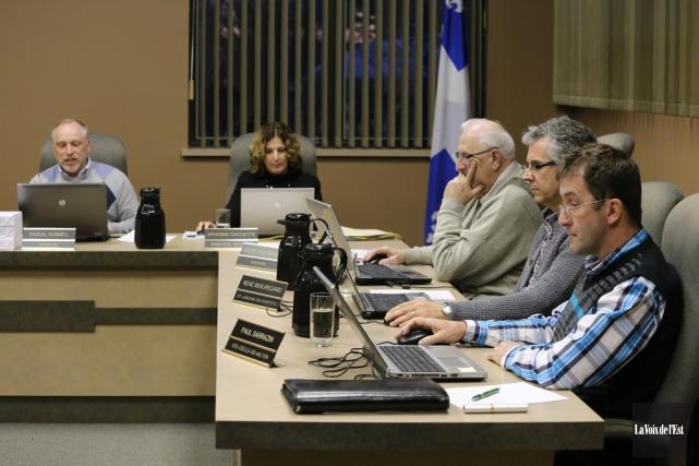 À Saint-Hyacinthe, on revend déjà le méthane obtenu lors du compostage des... (photo archives La Voix de l'Est)