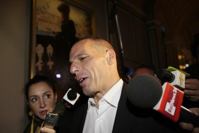 «Nous ne sommes pas des populistes, nous n'avons... (PHOTO LUCA BRUNO, AP)