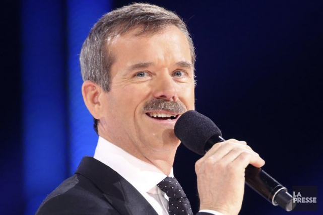 L'ex-astronaute canadien Chris Hadfield... (Archives, Reuters)