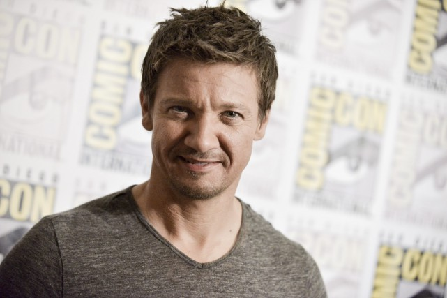 Jeremy Renner... (Photo AP)