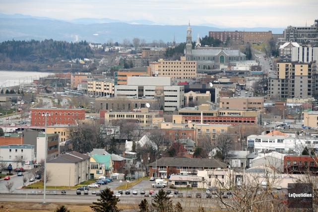 Même si Saguenay possède la charge fiscale la... ((Archives Le Quotidien))