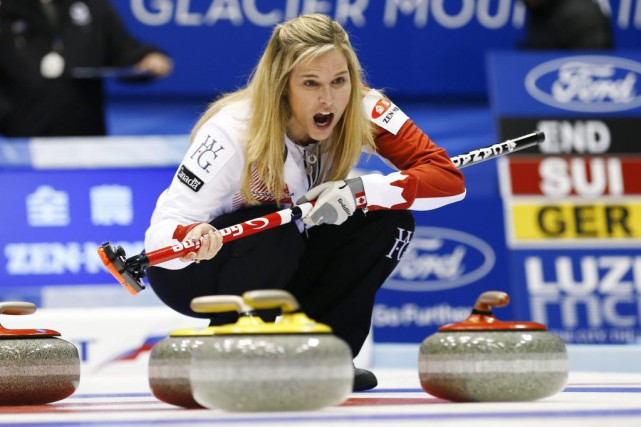 Jennifer Jones... (PHOTO THOMAS PETER, REUTERS)