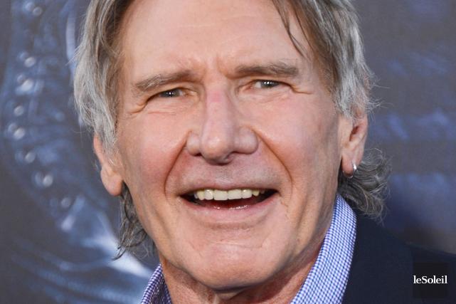 Harrison Ford... (Photothèque Le Soleil)