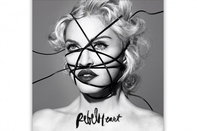 Rebel Heart Madonna...